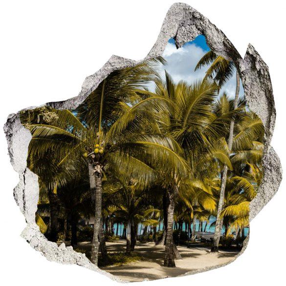 Trópuson, faltörő falmatrica a Dekormatricák Webáruházból