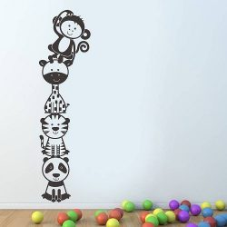 Ez a gyerekszoba falmatrica jó hangulatot hoz a gyerekszobába: dekormatricak.hu