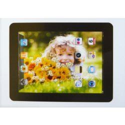 Tablet, 3D fényképkeret matrica