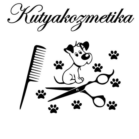 Kutyakozmetika, falmatrica