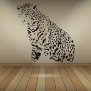 Indokínai leopárd, falmatrica a Dekormatricák falmatrica webáruházban