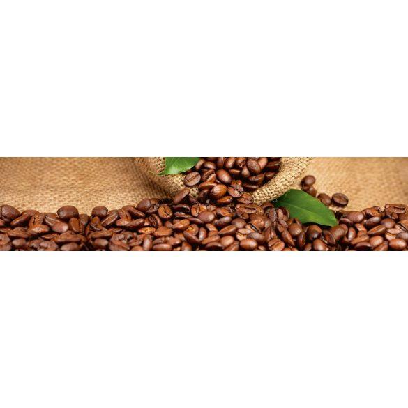 Kávé szemek, konyhai matrica hátfal, 260 cm