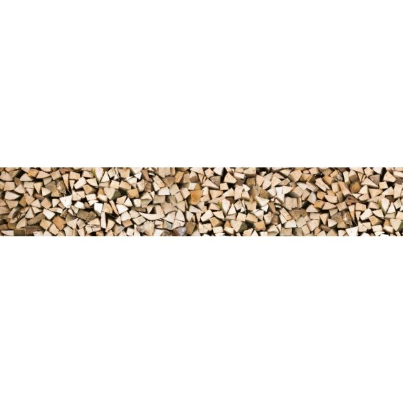 Farönkök, konyhai matrica hátfal, 350 cm