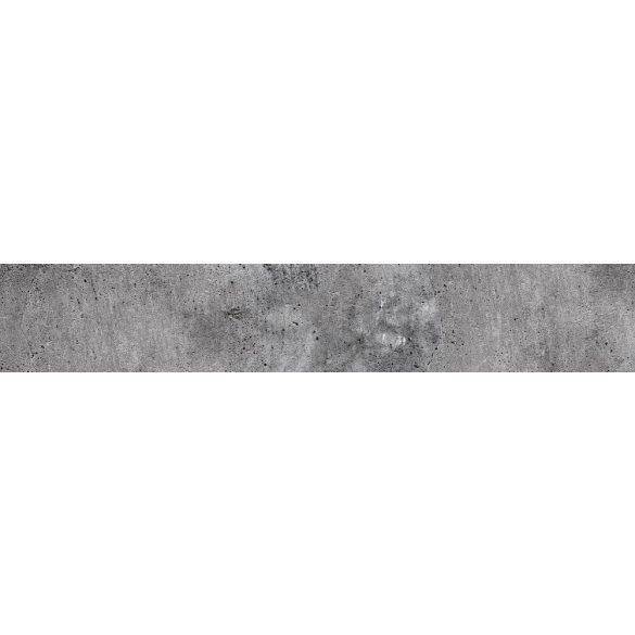 Beton, konyhai matrica hátfal, 350 cm