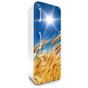 Búzakalász, hűtőszekrény matrica, 180 cm