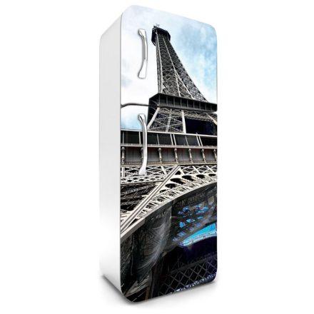 Eiffel, hűtőszekrény matrica, 180 cm