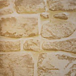 Mediterrán kőfal 3D öntapadós tapéta a Dekormatricák Webáruházban