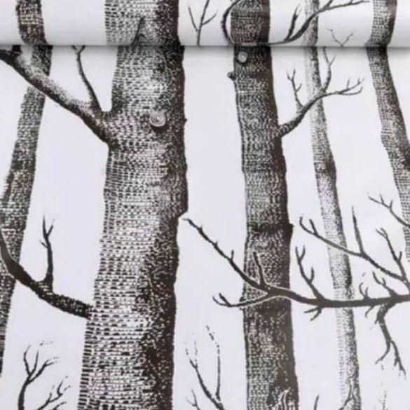 Fák, öntapadós tapéta