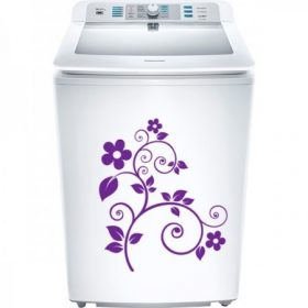 Dekormatricák mosógépre