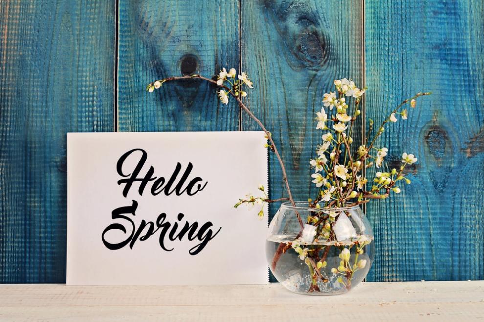 Tegye színesebbé otthonát tavaszváró dekorációkkal!